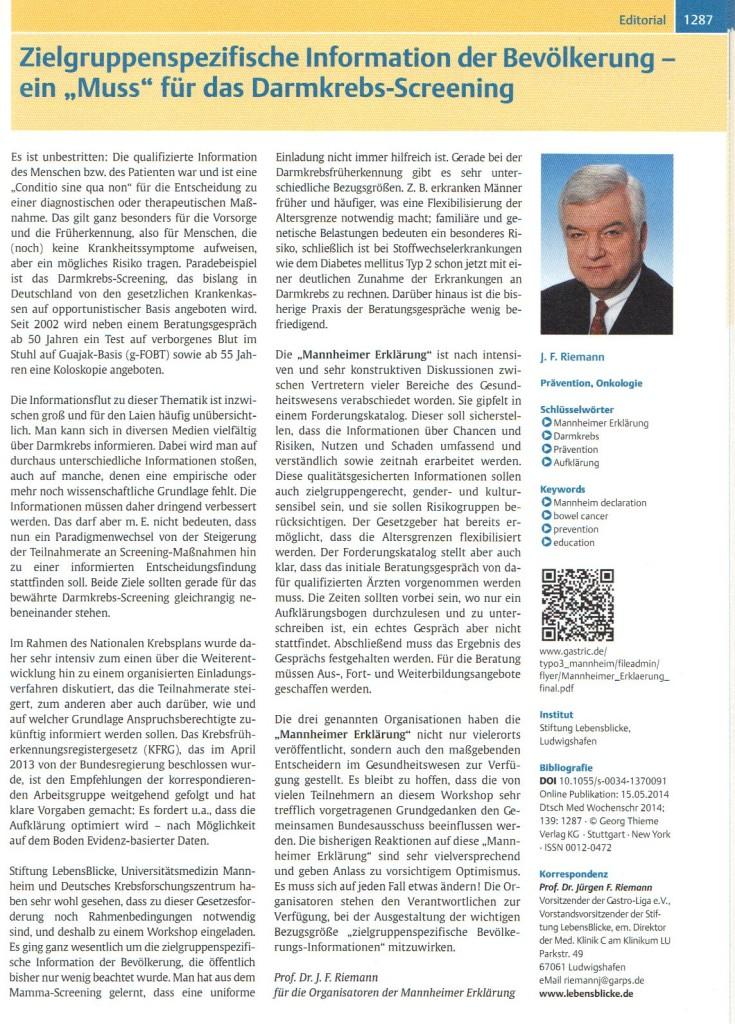 2014-06-13 DMW Zielgruppenspezifische Information