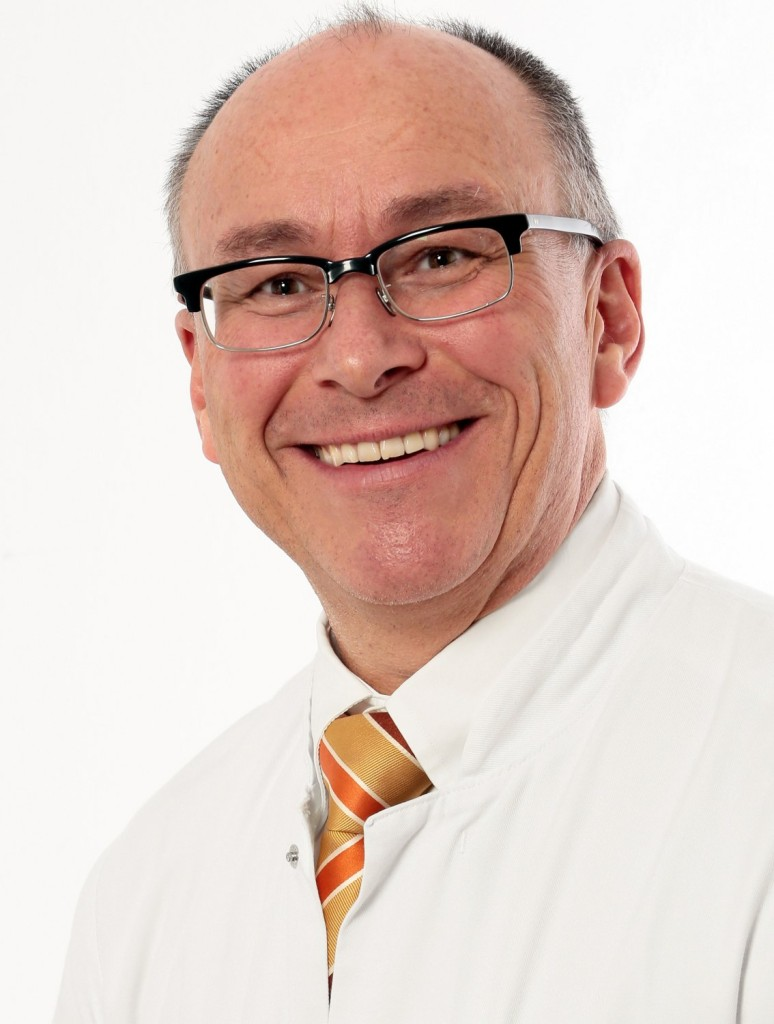 Prof. Dr. Marco Sailer, Bethesda Krankenhaus Bergedorf Hamburg