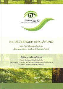 Heidelberger Erklärung