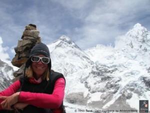 Heidi Sand Mount Everest