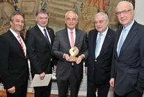 Deutsche Krebshilfepreis 2014