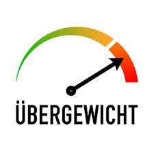 Logo Übergewicht