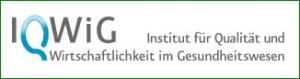 Logo IQWiG