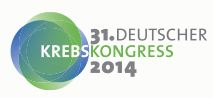 Logo Krebskongress 2014