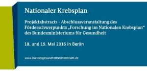 Logo Nationaler Krebsplan