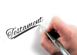 Logo Testament