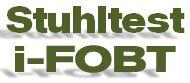 Logo i-FOBT