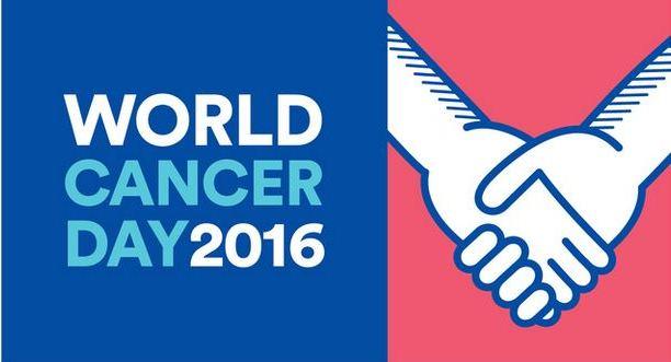 Logo worldcancerday